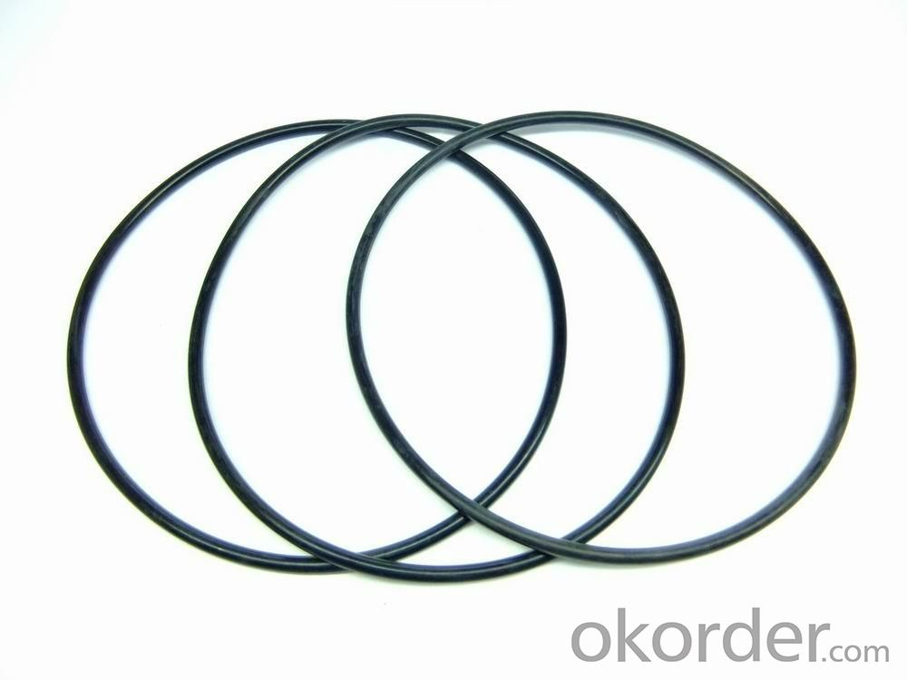 Gasket NBR EPDM Rubber Ring Made in China  DN80-DN1200
