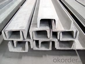 Hot Rolled Steel Channel 150mm