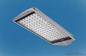 LED Street Light 60w-300w Aluminum 110lm/w