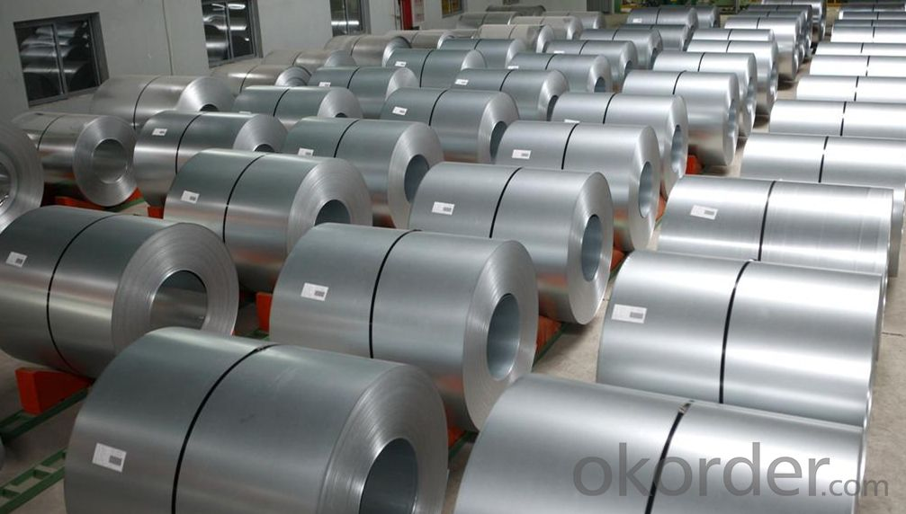 Stainless Steel Coil Cold Rolled 201 Surface No.4 with Good Quality