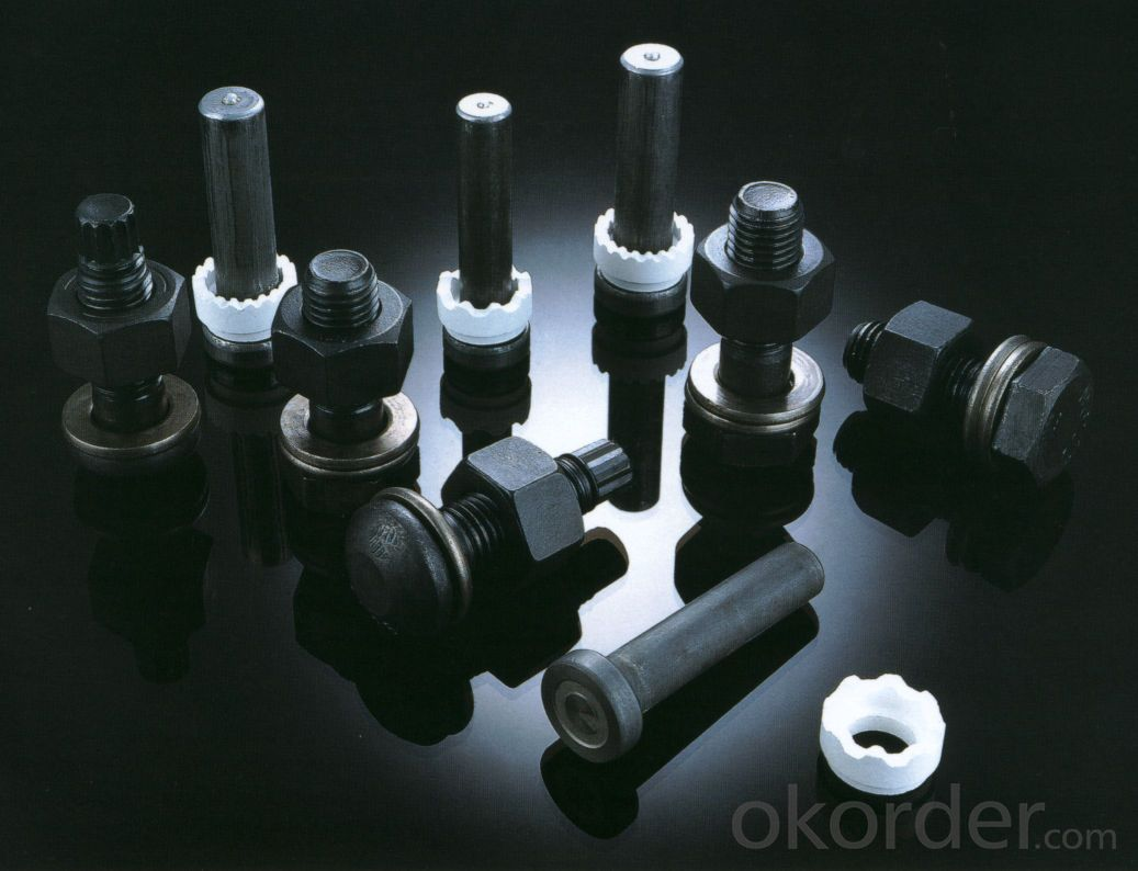 Bolt M10*130 HEX  From China with Top Quality