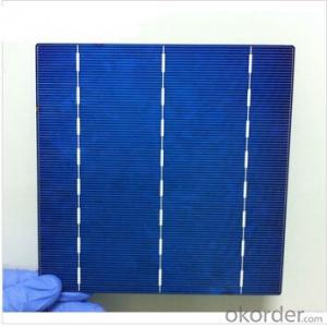 Polycrystalline  Solar Cells Series- 17%-18% 156mmx156mm±0.5mm