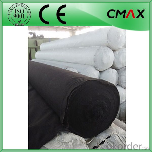 PP Geotextile Nonwoven Fabric Geotextiles