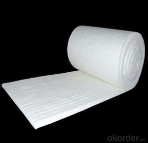 Ceramic Fiber Blanket Furnace and Oven Heat Resistant