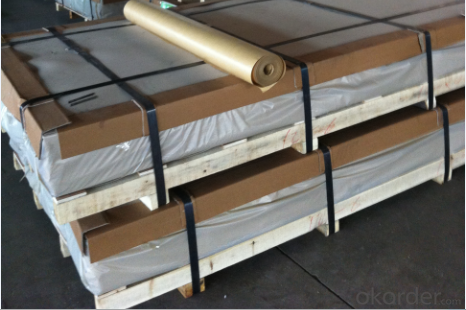 Aluminium Sheet And Aluminum Plate Stocks In Warehouse