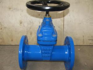 EN558 Eccentric Double Flanged  Butterfly Valve