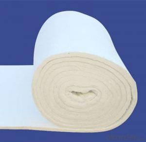 Ceramic Fiber Blanket Made from Silica Oxides