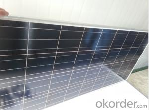 Polycrystalline Solar Panel CNPV-140w High Performance 36 Cell
