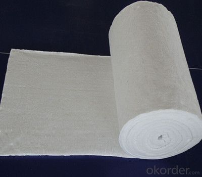 Ceramic Fiber Blanket with SGS Certification