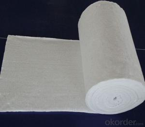 Ceramic Fiber Blanket 1260 Fireproof Insulation