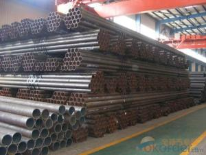Carbon Seamless Steel  API Pipe With API 5L and API 5CT Casing   Application