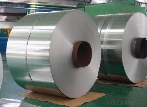 Stainless Steel Coil Cold Rolled 201 J4 Surface 2B with High Quality