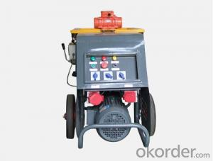 JP40I Small Volume Diesel  Mortar Plastering Pump