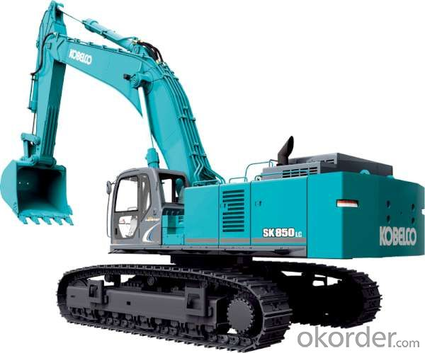 Excavator MID Crawler  for China Best (HT150-8)