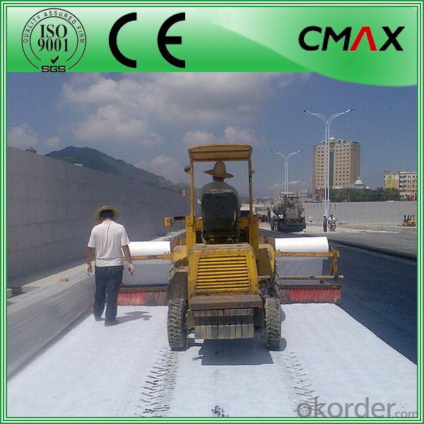 PP Needle Punched Nonwoven Geotextile for Highway