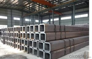 Steel Pipe --Various Standard Rectangular Steel Pipe