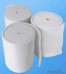 Ceramic Fiber Blanket with Resilient to Thermal Shock