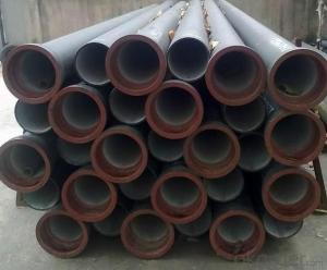 Ductile Iron Pipe of China DN500 EN545/EN598/ISO2531