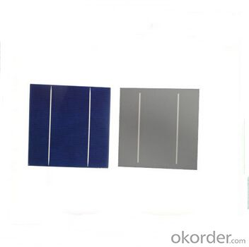 Polycrystalline  Solar Cells Series- 156mmx156mm±0.5mm