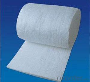 Ceramic Fiber Blanket with Low Thermal Conductivity
