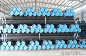 Seamless Carbon Steel of API 5L or 5CT of Gaslin Application