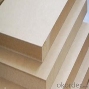 Raw Medium Density Fibre Board for Kitchen Usage