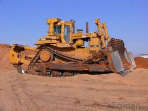 Crawler Bulldozer 160horsepower Wet Type Hydraulic