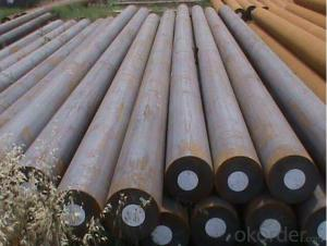 Grade AISI6150 CNBM Hot Rolled Spring Steel bar