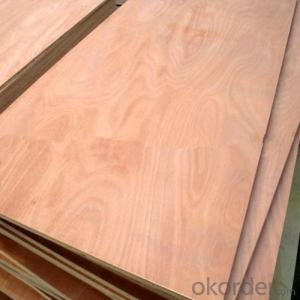 Okoume Material Film Faced Plywood for Outdoor Usage