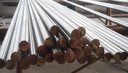 Grade DIN35CrMo4 CNBM Alloy Steel Round Bar