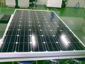 Monocrystalline Silicon Solar Panel 130W CNBM