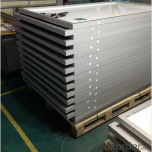 Polycrystalline Silicon Solar Panel 240W