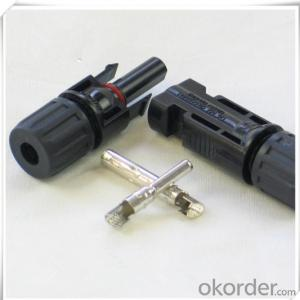 Male and Female Connector MC4 Waterproof Doubke