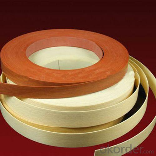 PVC Edge Banding for Medium Density Fibre Board Furniture