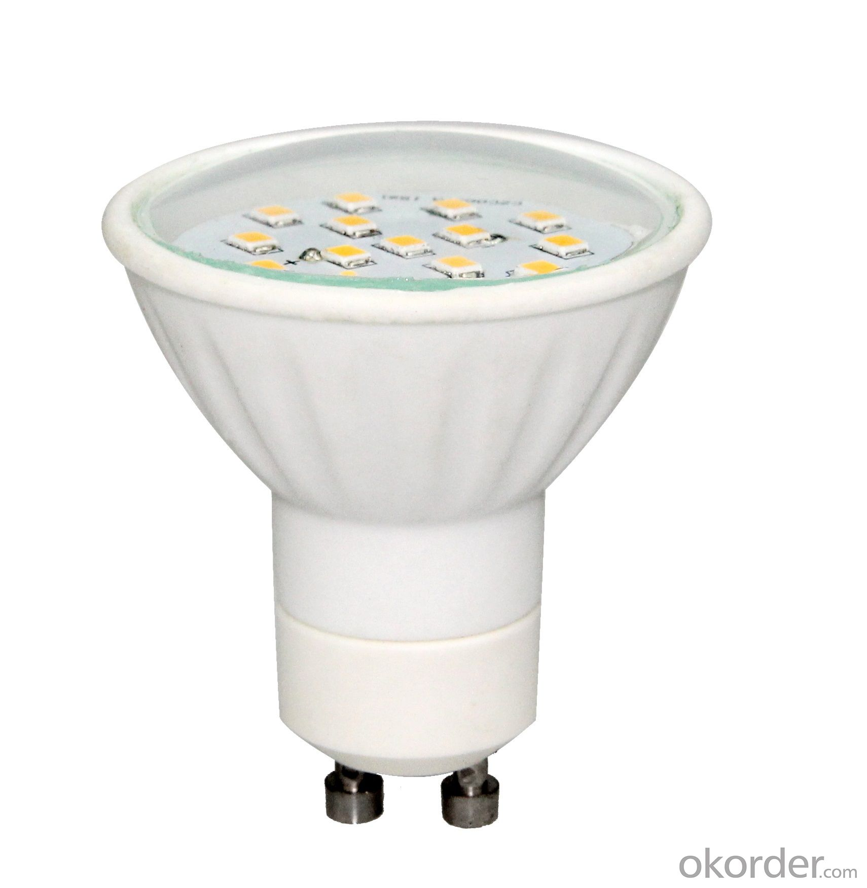 LED    Spotlight    GU10-PL022-AL563016D-8W