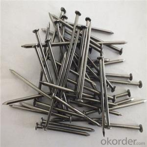 Common Nail Q195 Polished Common Nail Factory Lower Price