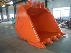 5.0 CBM rock excavator Shi Dou Sfcat345