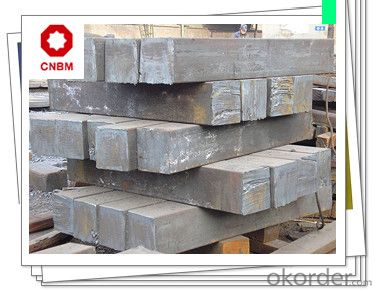 Carbon Structural Steel Square Bars Q235CR