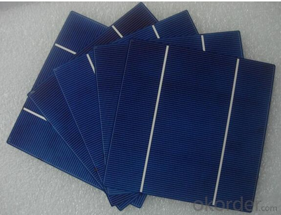 Polycrystalline Silicon Solar Cells 125x125MM