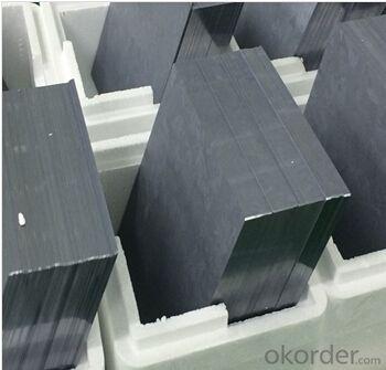 6 Inch Multi Silicon Solar Cells 156 x 156 mm