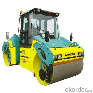 8ton Double Drum Vibratory Road Roller