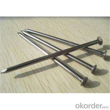 Common Nails Steel Common Nail Made From Q195  High Quality
