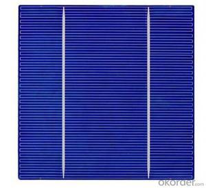 6Inch 2BB  Polycrystalline Multi Solar Cells Mono Solar Cell