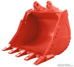 Excavator Heavy Duty Bucket Digging Bucket
