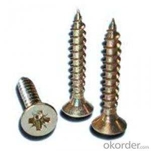 Self Drilling Screw Hex Head Pan Framing Head High Quality