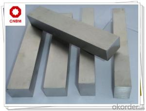 Carbon Structural Steel Square Bars SS400CR
