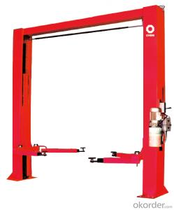 Car lift-automotive service equipment-two post lift