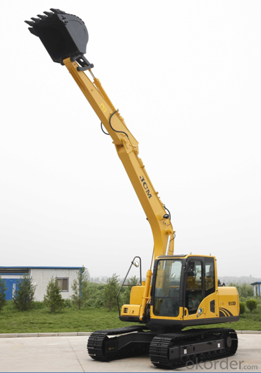 JCM913D Hydraulic Crawler Excavator Digger Mechanical Shovels