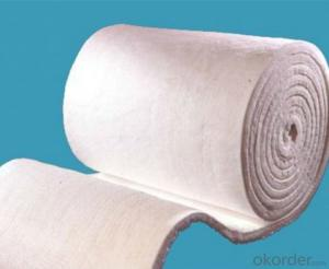 Ceramic Fiber Blanket High Temperature Resistance