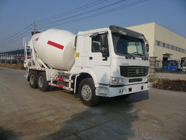 Concrete Mixing Truck (JC3m3-D)